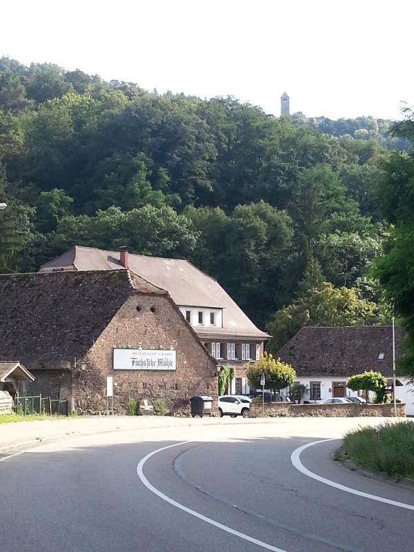 Fuchs'sche Mühle Weinheim