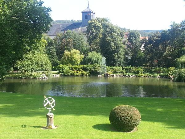 Schlossgarten Birkenau