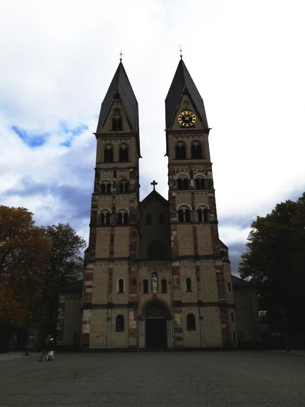 St. Kastor Koblenz