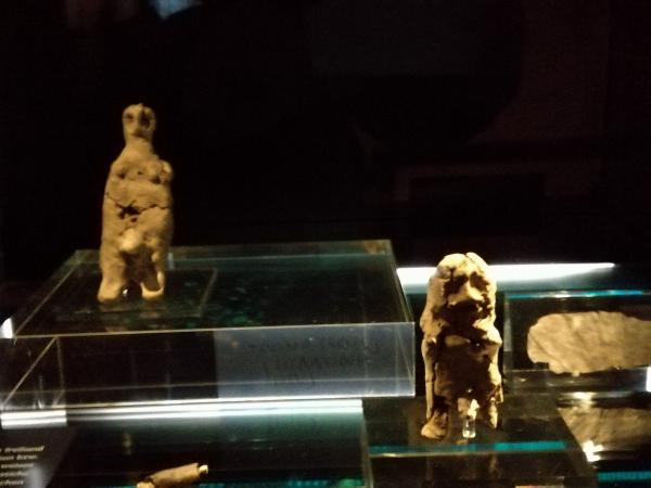 Grabbeilage aus dem Isis-Tempel Mainz