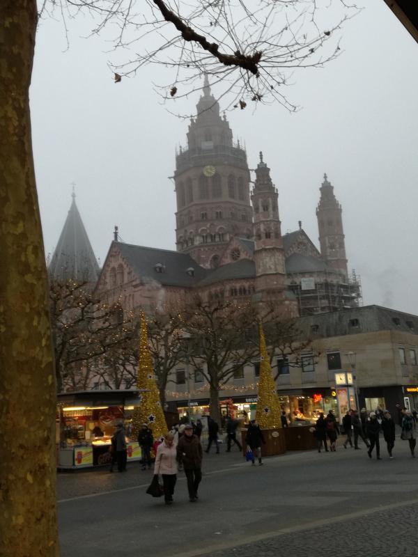 St. Martin, Mainz