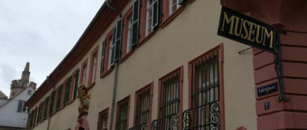 Im Haus des Hoch- und Deutschmeisters – Museum der Stadt Weinheim