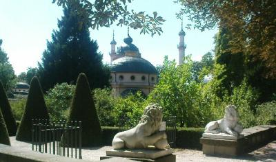 Die Gärten des Carl Theodor #lustwandeln